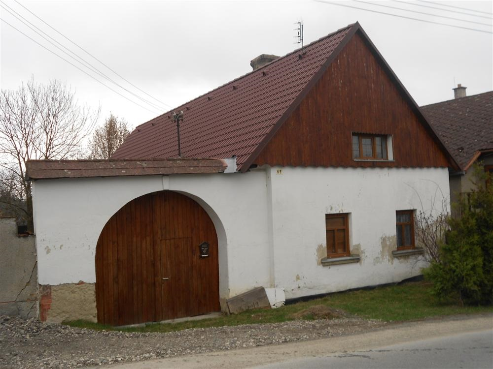 Další dražba podílu id. 1/2 RD v obci Slavětín, okr. Olomouc