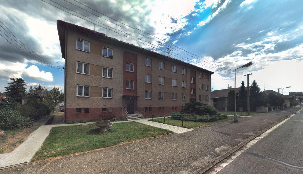 UHRAZENO! Dražba bytu 3+1 v Týništi nad Orlicí, okr. Rychnov nad Kněžnou