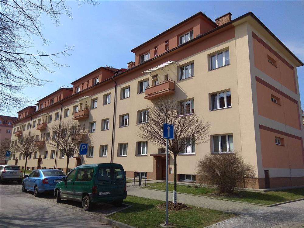 Dražba bytové jednotky 2+1 v obci Vsetín, okres Vsetín