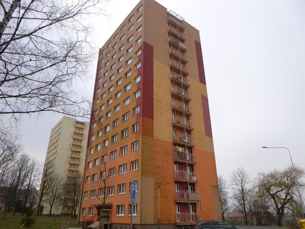 Dražba podílu id. 1/2 na bytové jednotce o velikosti 1+1 v obci Ostrava, okres Ostrava-město