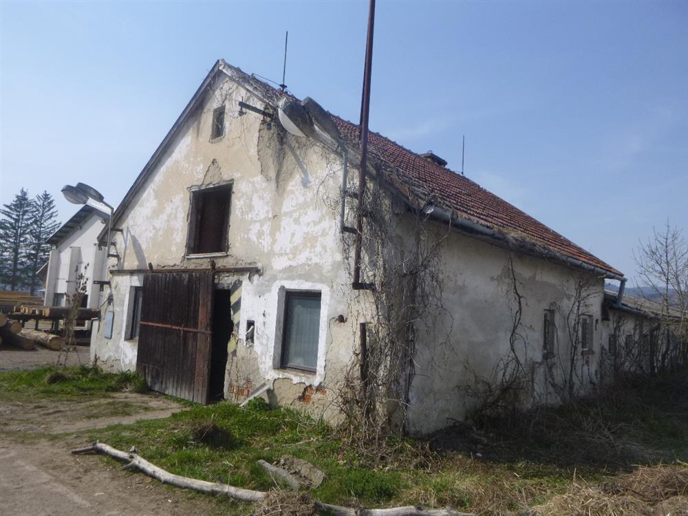 Opakovaná dražba zemědělské stavby v obci Velké Losiny, okr. Šumperk