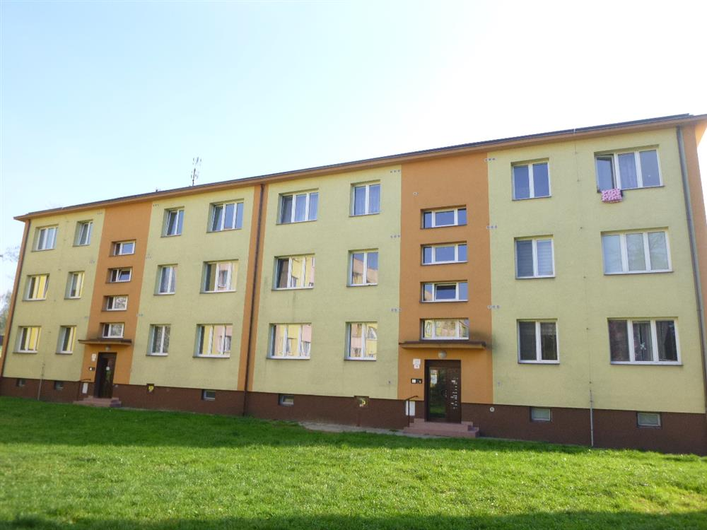 Dražba podílu id. 1/2 na bytové jednotce 2+1 v obci Karviná, místní část Ráj