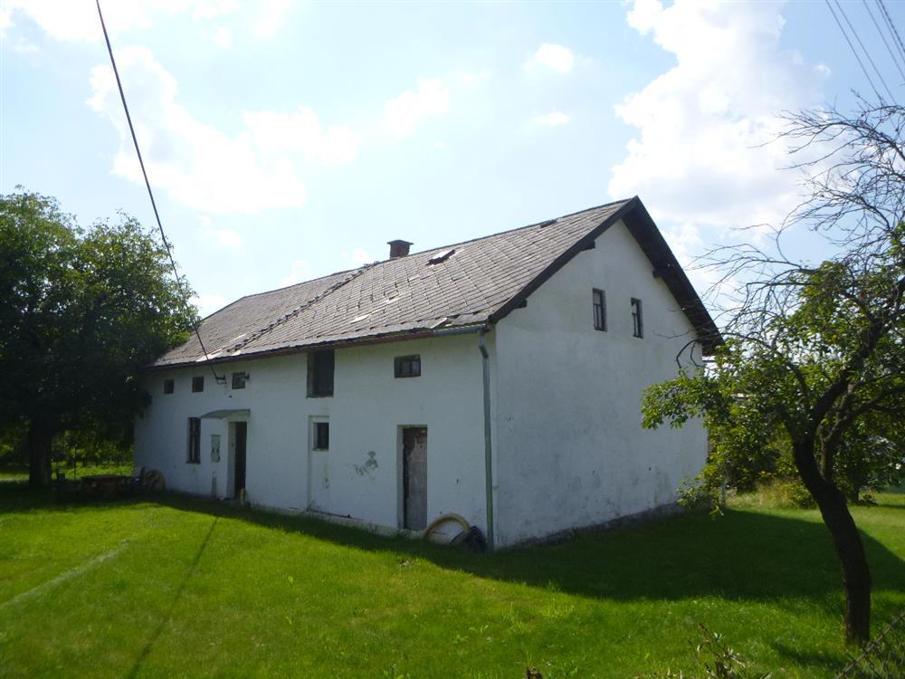 Dražba RD se zahradou v obci Krmelín, okres Frýdek-Místek