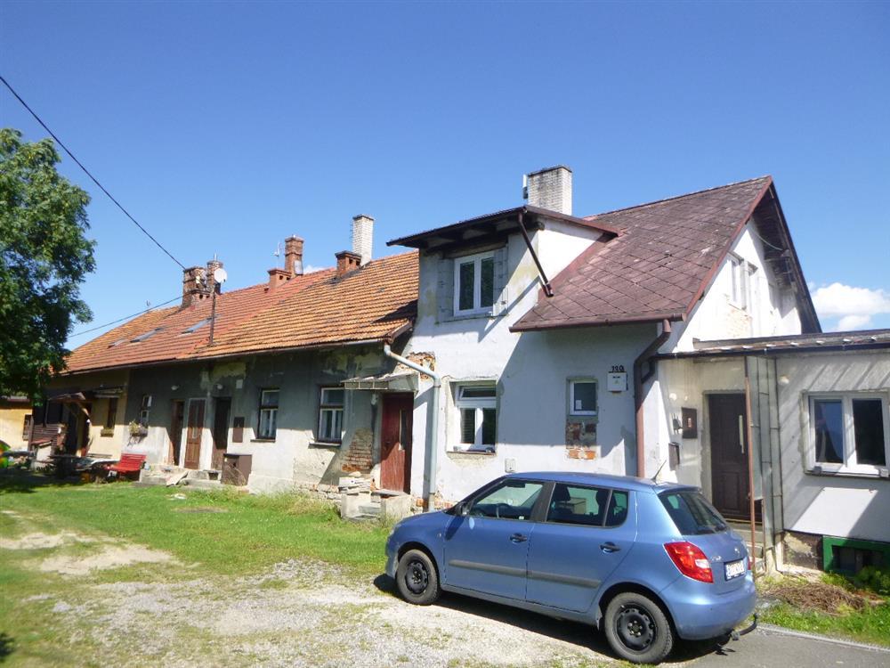 Dražba bytové jednotky 1+1 v obci Baška, okres Frýdek-Místek