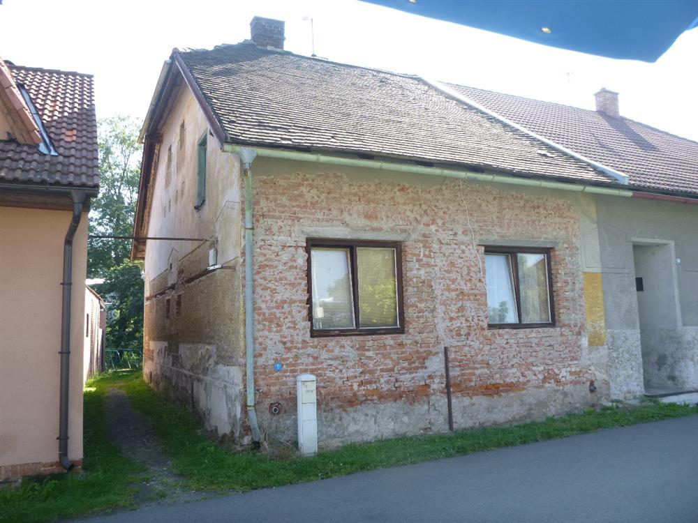 Opakovaná dražba RD v obci Močovice, okres Kutná Hora