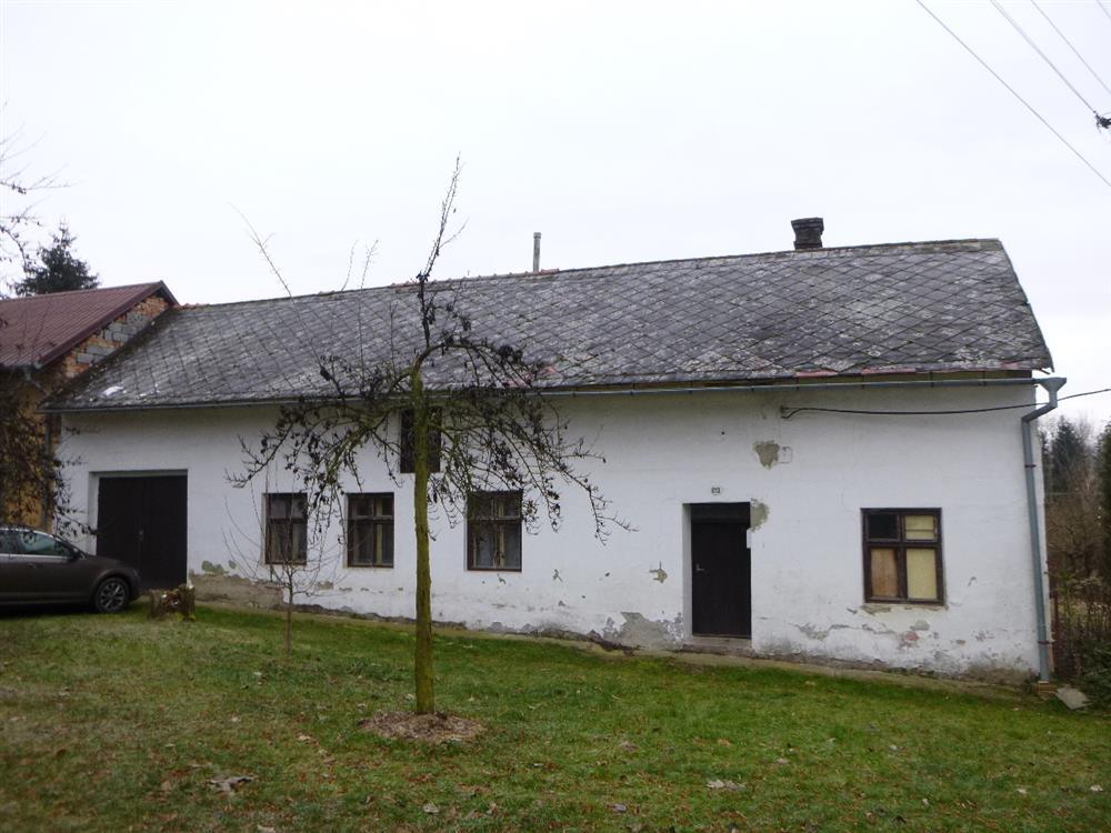 Dražba rekreačního objektu v Kovalovicích u Kojetína, okres Přerov
