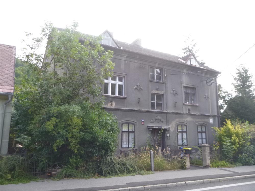 Dražba RD v obci Dubí, okres Teplice