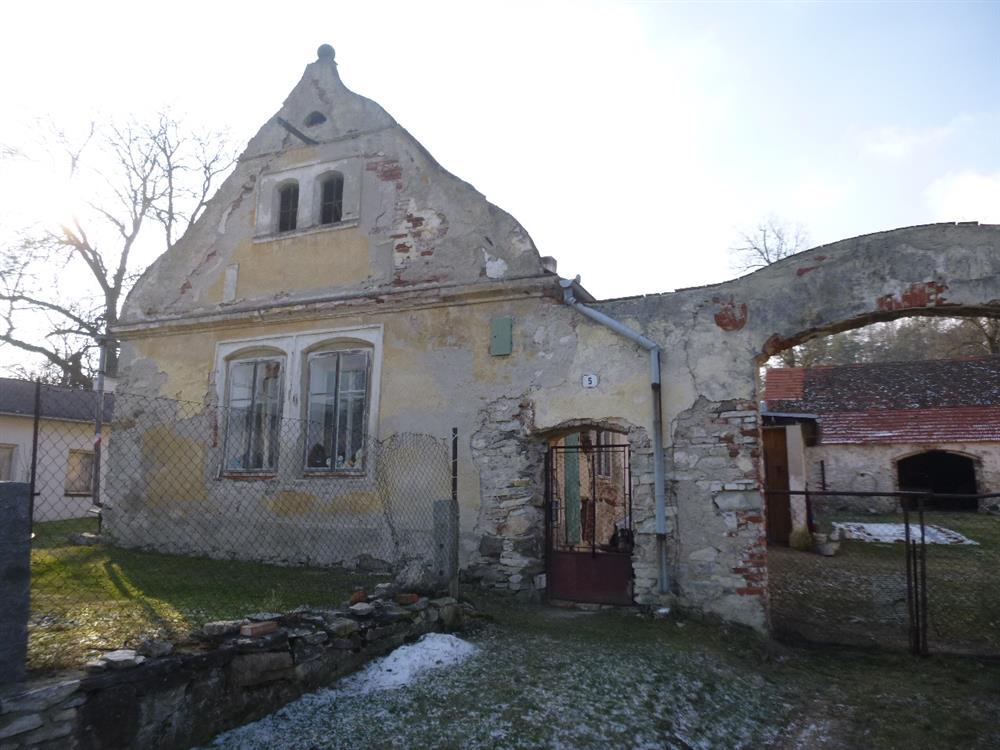 Dražba RD se zahradou v obci Horažďovice, okres Klatovy