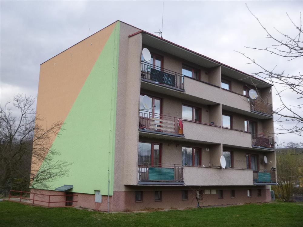 Dražba podílu id. 1/12 na bytové jednotce o velikosti 3+1 v obci Potštejn, okres Rychnov nad Kněžnou