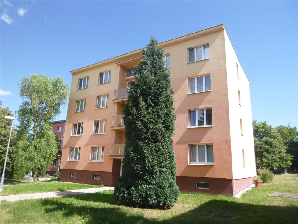 Dražba bytu 3+1 v obci Jirkov, okres Chomutov