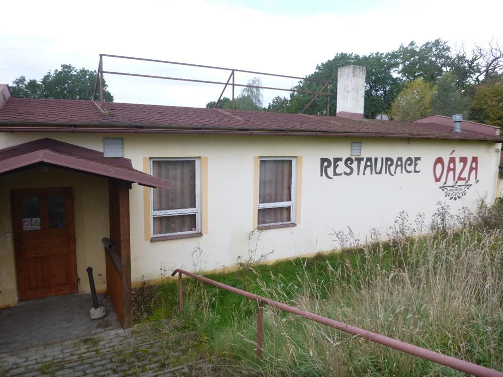 Opakovaná dražba komerčního objektu (restaurace) v obci Chotyně, okres Liberec