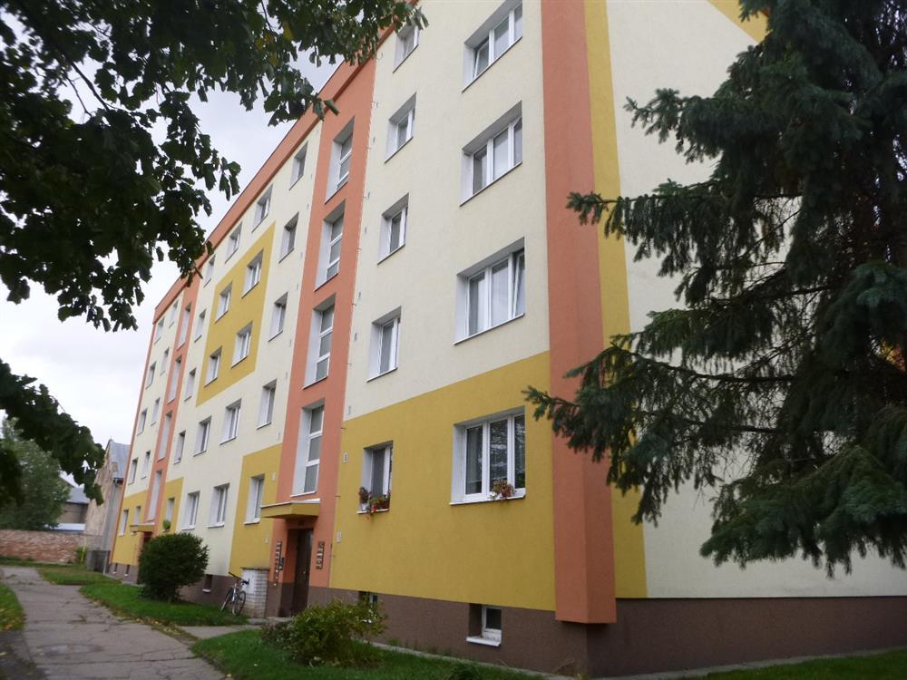 Dražba bytové jednotky o velikosti 2+1 v obci Lužec nad Vltavou, okres Mělník