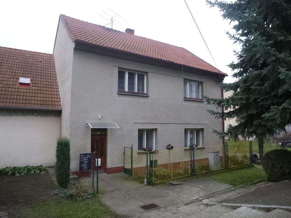 Dražba RD v obci Křešice, okres Litoměřice