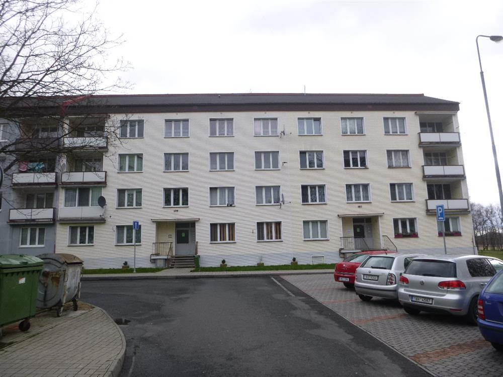 Dražba bytové jednotky 3+1 v obci Vintířov, okres Sokolov