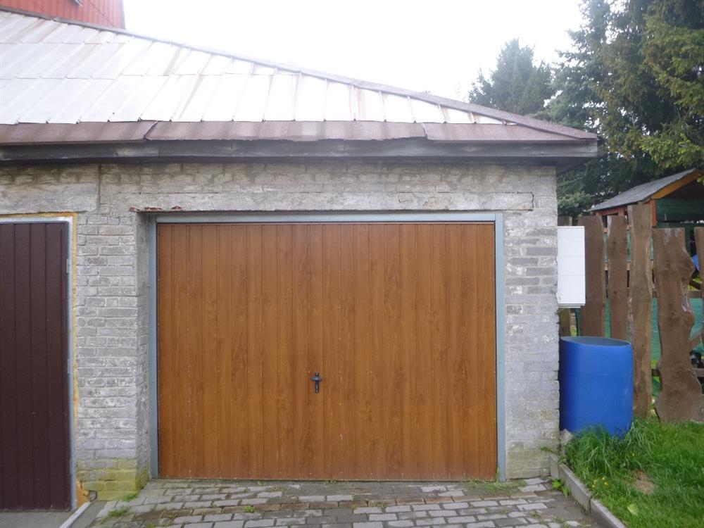 Dražba garáže v obci Abertamy, okres Karlovy Vary