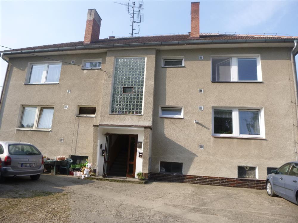 Dražba bytové jednotky 3+1 v obci Milovice, okres Nymburk