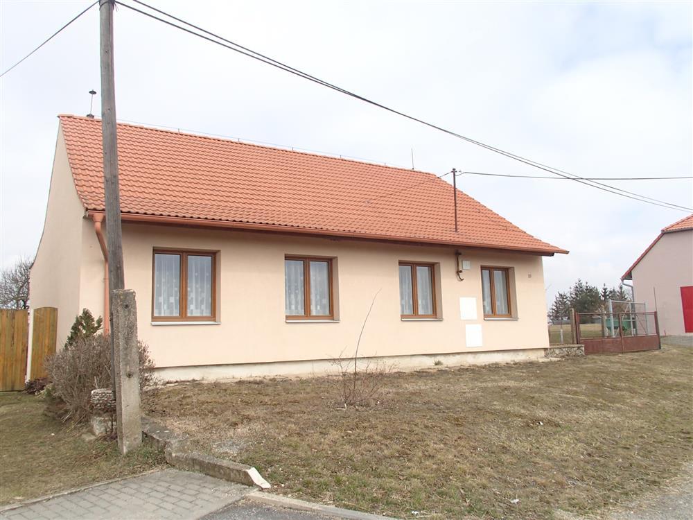 Dražba RD v obci Bačice, okres Třebíč