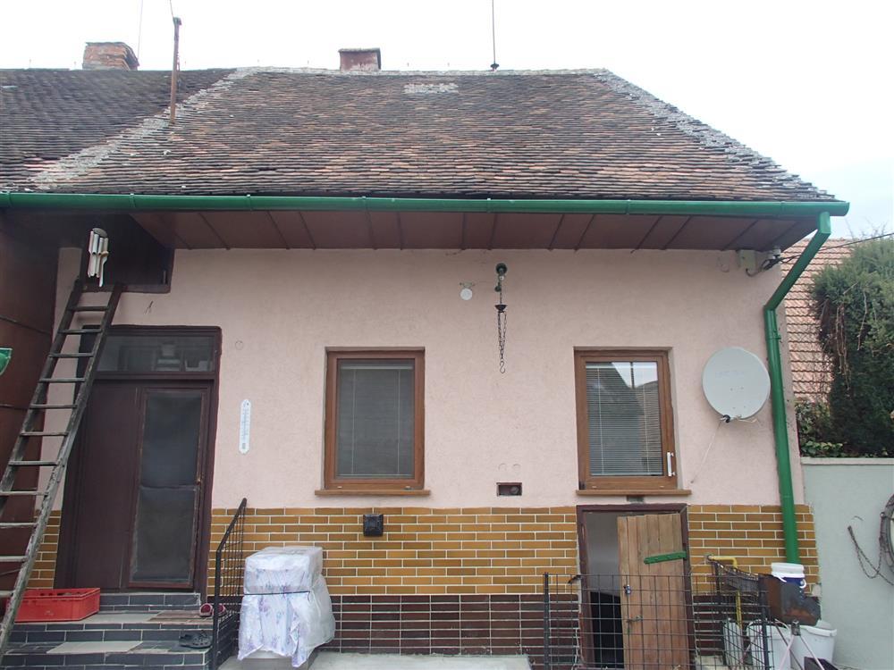 Dražba RD v obci Nimpšov, okres Třebíč