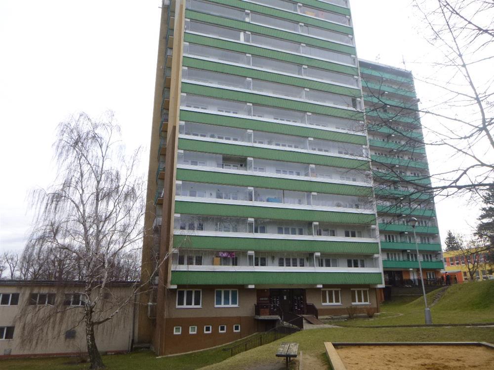 Dražba bytové jednotky o velikosti 1+1 v obci Opava, okres Opava