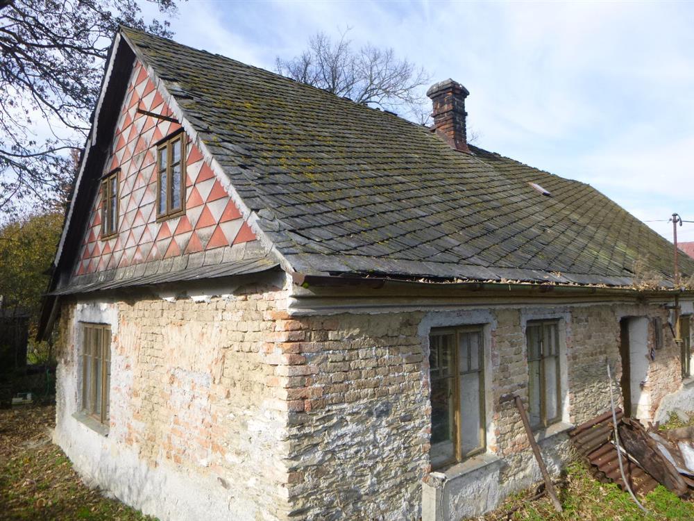 Opakovaná dražba podílu id. 1/2 na RD se zahradou v obci Ryžoviště, okres Bruntál