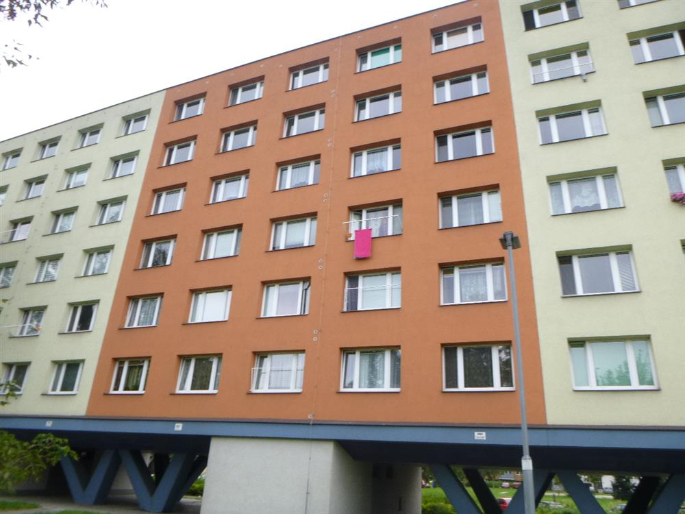 UHRAZENO Dražba členského podílu v bytovém družstvu – bytová jednotka 3+1 v obci Karviná