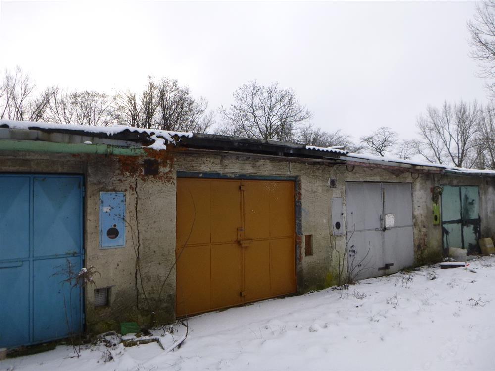 Dražba garáže v obci Ostrava, k.ú. Mariánské Hory