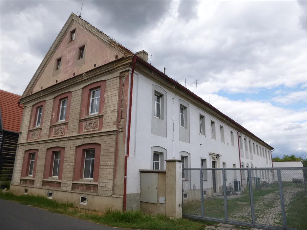Opakovaná dražba RD s pozemky v obci Ploskovice, okres Litoměřice