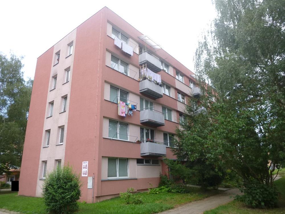 Dražba bytové jednotky 3+1 v obci Týn nad Vltavou, okres České Budějovice