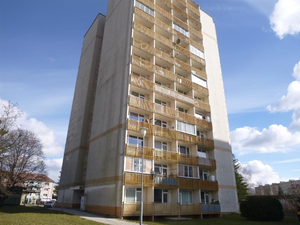 Dražba členského podílu v bytovém družstvu – bytová jednotka 2+1 v obci Česká Lípa