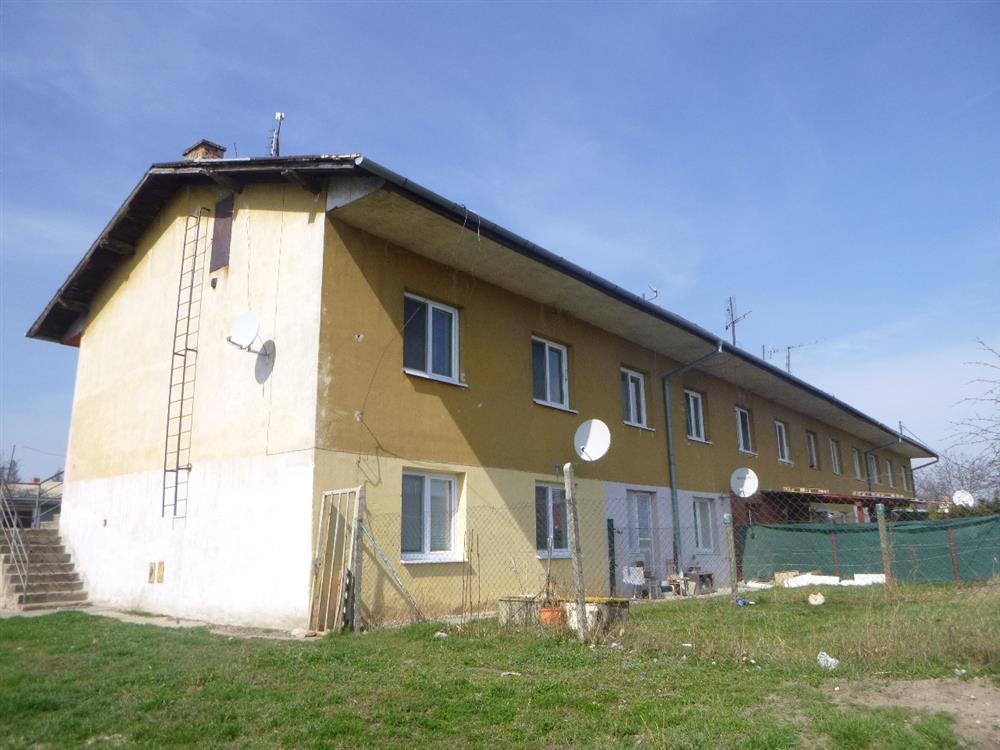 Dražba bytové jednotky o velikosti 2+1 v obci Velké Pavlovice, okres Břeclav