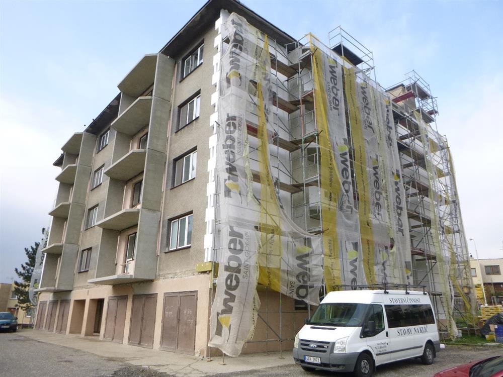 Dražba podílu id. 1/8 na bytové jednotce o velikosti 3+1 v obci Kroměříž